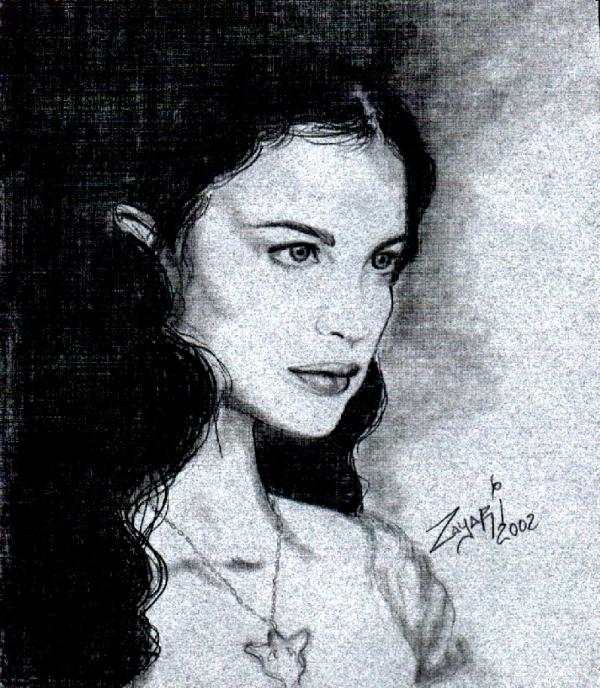 Liv Tyler by zayari